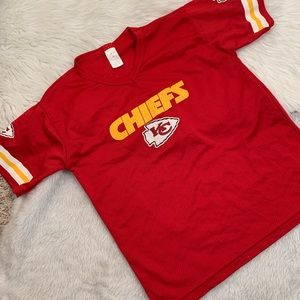 Kids Kansas City Chiefs jersey size Medium